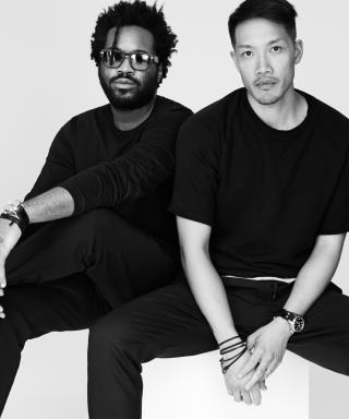 DKNY's New Creative Directors Are Public School Founders Dao-Yi Chow and Maxwell Osborne
