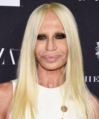 From the InStyle Archives: Donatella Versace on the Importance of Always Taking a Fashion Risk