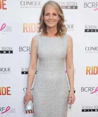 Red Carpet Diary: See How Helen Hunt Got Ready for the Premiere of Her Latest Movie, Ride