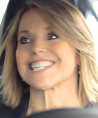 Katie Couric Is the Best Uber Driver, According to This Spoof