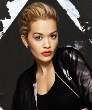 Smokin' Hot: Rita Ora Designs Her Most Smoldering Adidas Collection to Date