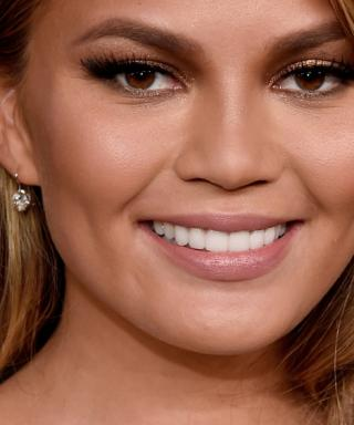 Watch: How to Get Chrissy Teigen's Fab Gilded Eye