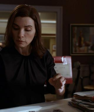 The Good Wife Work Outfit Inspo of the Week: Keep It Simple, Sister