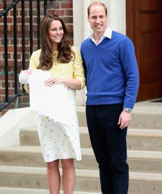 And Princess Cambridge's Name Is ...