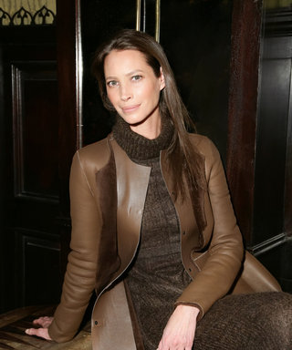 Moms Who Inspire: Christy Turlington Burns