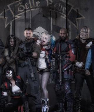 See the Tattoos the Cast of Suicide Squad Gave Each Other