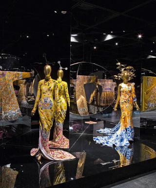 West Meets East in Spectacular Fashion at the Met Costume Institute's Latest Exhibit