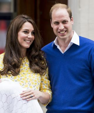 Princess Diana's Favorite Photographer to Take Princess Charlotte's Christening Picture