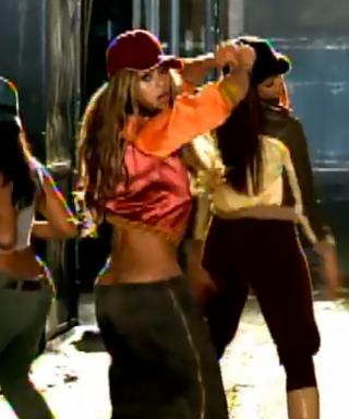 "#TBT Fashion: Shop an Outfit Inspired by Beyonce's 2003 ""Crazy in Love"" Music Video"