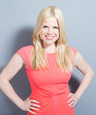 Megan Hilty Shares News of Second Child in Adorable Pregnancy Announcement