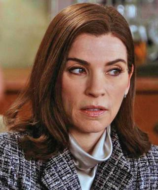 The Good Wife Work Outfit Inspo of the Week: Go Out with a High … Neck