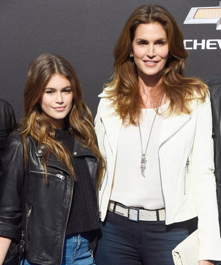 Cindy Crawford Shares a Gorgeous Photo of Her Look-Alike Daughter Kaia Gerber