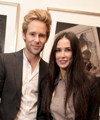 Everyone from Demi Moore to JC Chasez Turned Out for Actor Bryan Fox's New Exhibit
