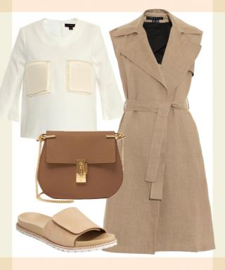 Give Your Rainbow Brights a Break with Earthy Neutrals