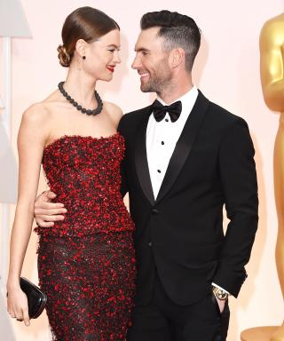 10 Photos of Birthday Girl Behati Prinsloo and Husband Adam Levine That Will Make You Smile