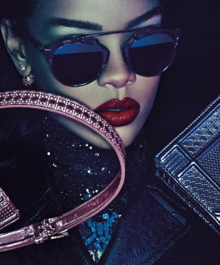 Here's Your First Look at Rihanna's Groundbreaking Dior Campaign