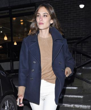 Outfit, Decoded: Why Alexa Chung's Nautical-Inspired Outfit Works