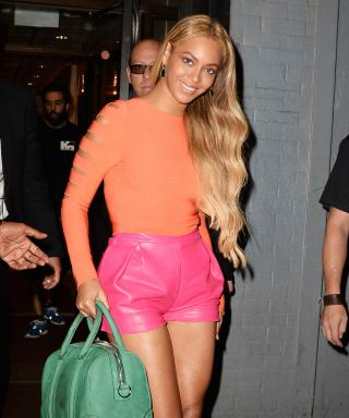 3 Vibrant Short-and-Shirt Combos Inspired by Beyoncé's Bold Look