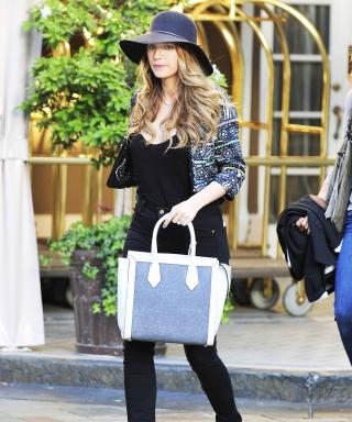 See How 3 InStyle EditorsAccessorize with Blake Lively's Handbag