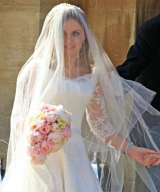 Ginger Spice is Married!