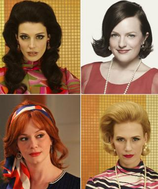 Try on Mad Men's Hottest Hairstyles in Honor of Its Final Episode