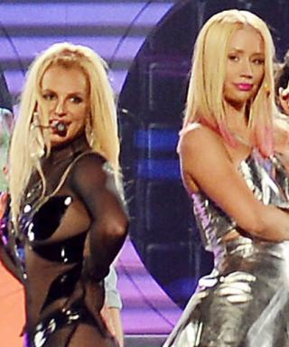"Britney Spears and Iggy Azalea Perform ""Pretty Girls"" for the First Time at the Billboard Music Awards"