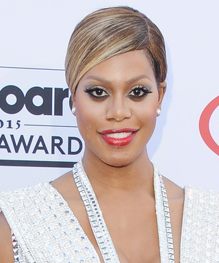 Laverne Cox Explains Why Dress Fittings Bring Her to Tears