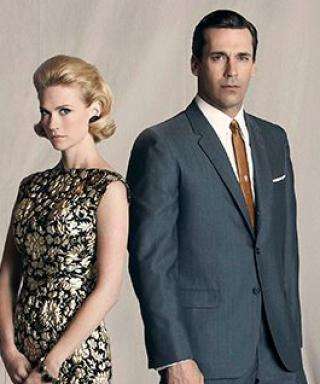 Go Behind the Scenes on the Last Day of Shooting Mad Men's Final Episode