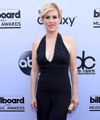 """Molly Ringwald's Approach to Fashion and Beauty? """"I'm Low Maintenance"""""""