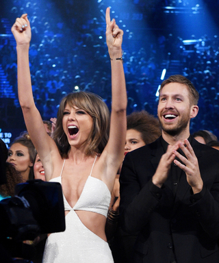 Taylor Swift and Calvin Harris Just Took #CouplesGoals to a Whole New Level