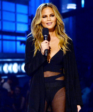 Chrissy Teigen On Her Billboard Music Awards Costume Changes, and Which Outfit Was Her Favorite