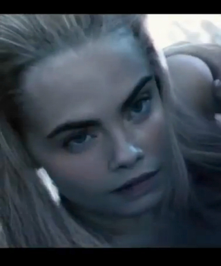 See Cara Delevingne As An Enchanting Mermaid In New Pan Trailer