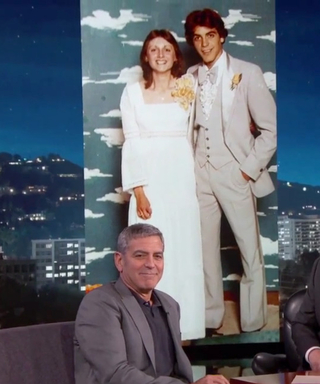 Check Out George Clooney's Groovy Prom Pic!