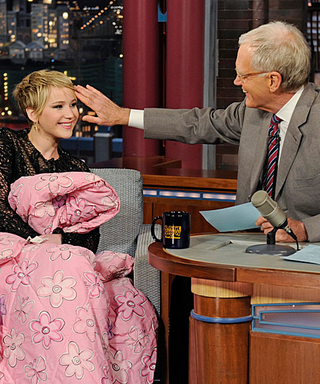 11 Unforgettable Fashion Moments from the Late Show with David Letterman