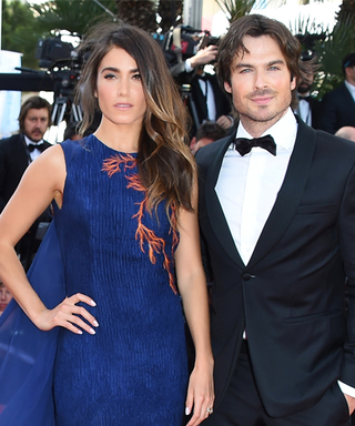 Nikki Reed and Ian Somerhalder Make a Stunning Newlywed Debut at Cannes