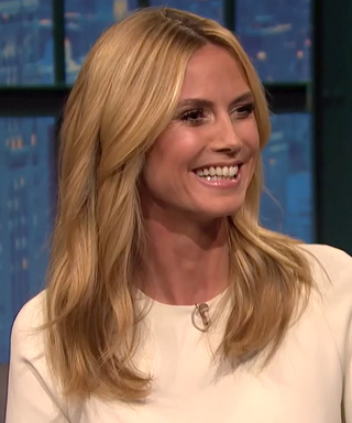 Why Men Need to Step Up Their Underwear Game, According to Heidi Klum