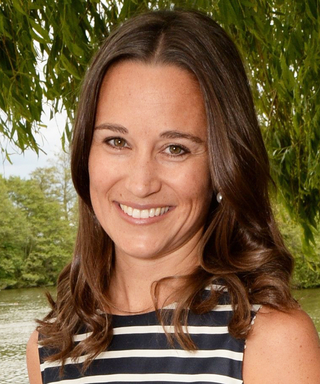Splendid in Stripes: Pippa Middleton Steps Out in a Perfectly Preppy Outfit