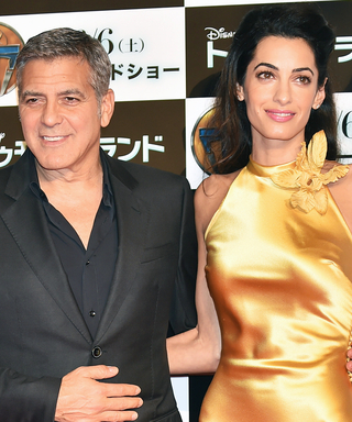 George and Amal Clooney Steal the Spotlight at Tomorrowland's Tokyo Premiere