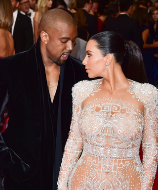 Kanye West's First-Anniversary Tweet to Kim Kardashian Might Be the Sweetest Thing Ever