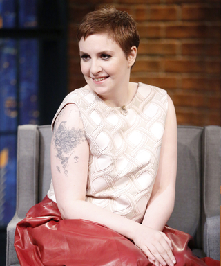 Lena Dunham Celebrates Her Freedom, and Shows Off Her Curves, in Lingerie Pic