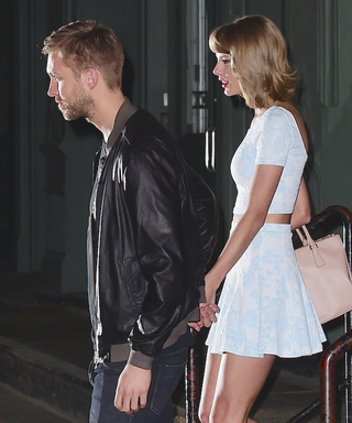 Taylor Swift and Calvin Harris Step Out Hand-in-Hand for Date Night in N.Y.C.