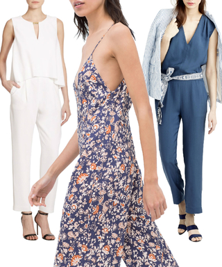 7 Flattering One-Pieces to Help You Overcome Jumpsuit-Phobia