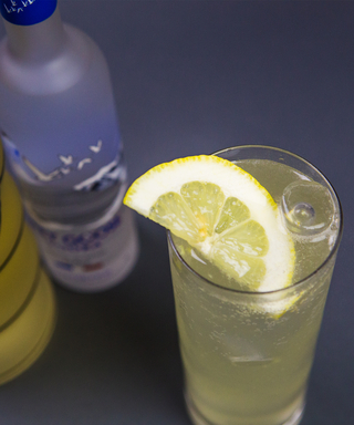 Mix Up Montauk's Coolest Cocktail Following This Easy How-To GIF