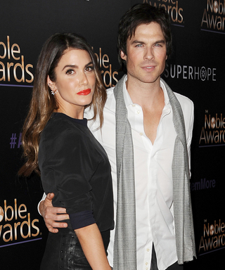 Nikki Reed Shares a Heart-MeltingVideo from Her and Ian Somerhalder's Wedding