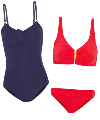 This Chic SwimwearLine Offers SuitsThat Work After a Mastectomy