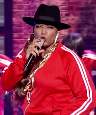 Queen Latifah and Marlon Wayans Duke (and Dance) it Out on Lip Sync Battle
