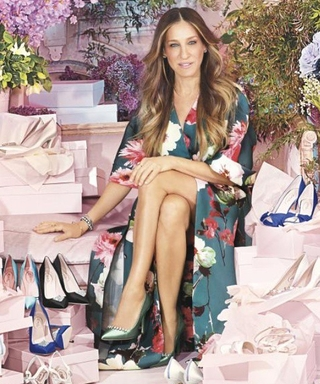 Sarah Jessica Parker Officially Adds Bridal Styles to Her Shoe Line