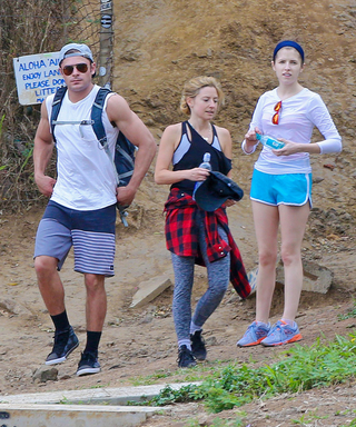 Zac Efron and Anna Kendrick Take a Hike Together in Hawaii