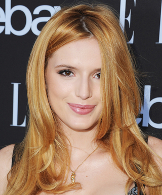 Bella Thorne Swaps Her Trademark Red Hair for Blonde