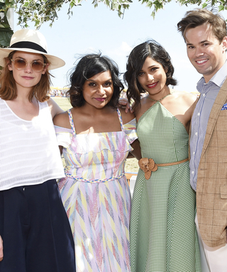 Inside the Eighth Annual Veuve Clicquot Polo Classic with Mindy Kaling, Emma Roberts, Maggie Gyllenhaal, and More